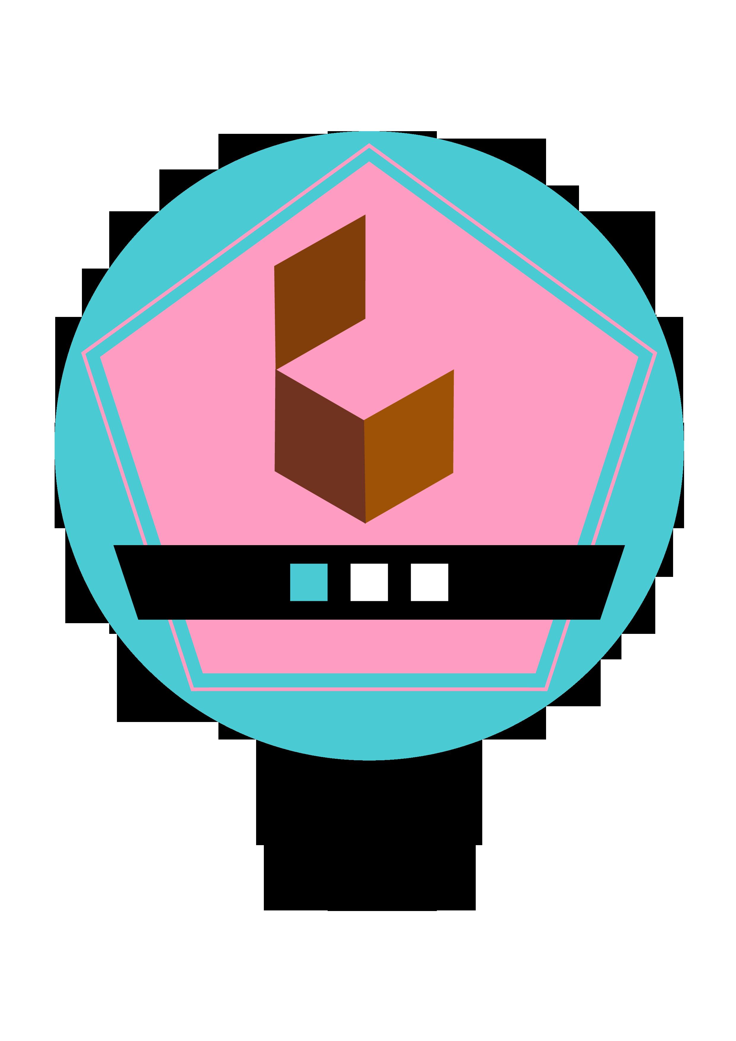 Badge Cogestió 1 lletres